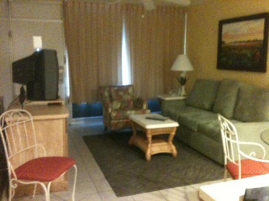 Magic Tree Resort : Living Area