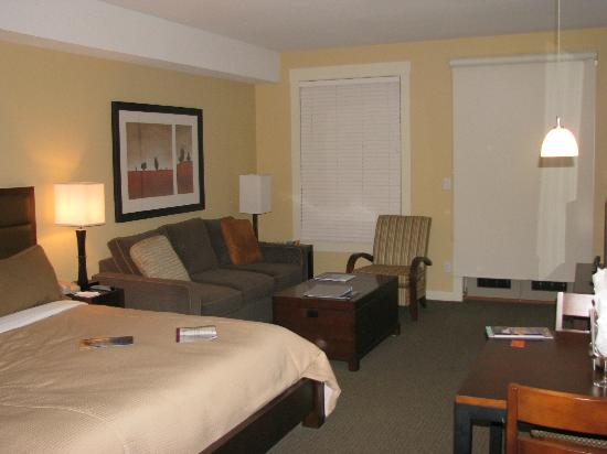 Walnut Beach Resort: Clean rooms