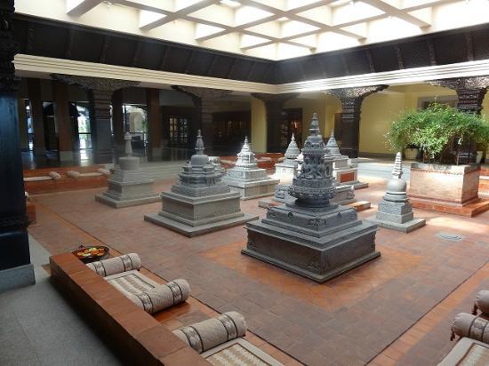 Hyatt Regency Kathmandu: Reception