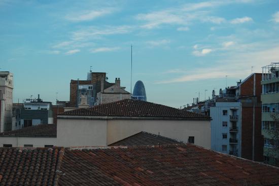 Amrey Sant Pau: Torre Agbar