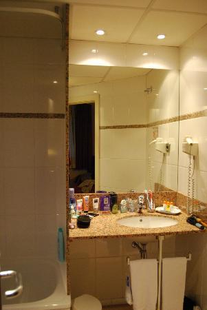 Amrey Sant Pau: Salle de bains