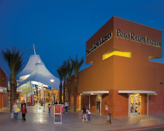 Nevada Outlet Malls: Las Vegas North Premium Outlets