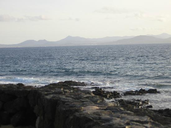 Iberostar Lanzarote Park: Sea front location