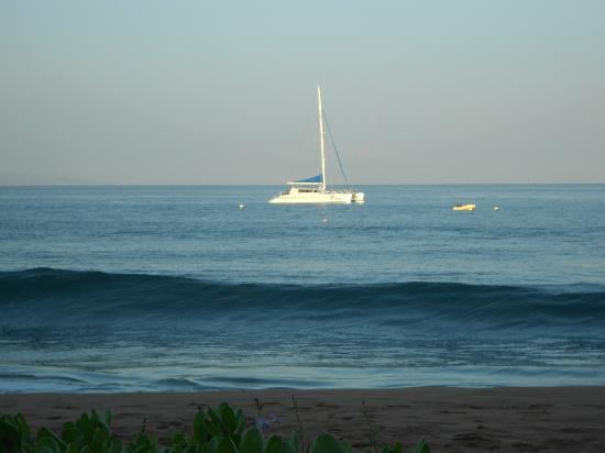 Westin Maui Resort And Spa: Catamaran.