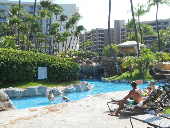 Westin Maui Resort And Spa: one of the pool areas.