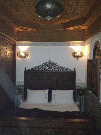 Riad Rcif: Sleepingroom