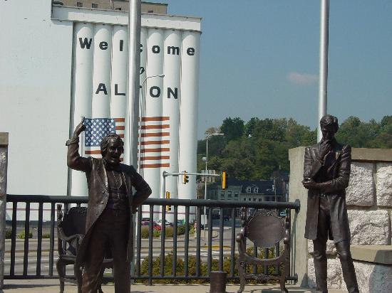 Learn about Alton's rich history including its ties with Abraham Lincoln and the Civil War.