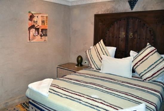 Riad Layalina Fez: 1st bedroom