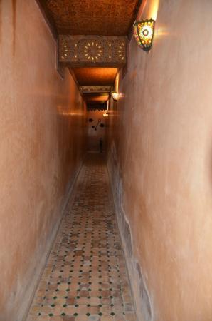 Riad Layalina Fez: corridor