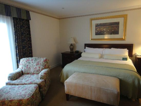 Cranwell Spa & Golf Resort: room