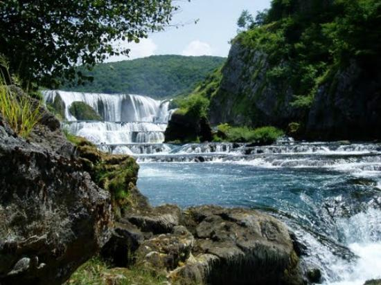 Bihac, Bosnia-Herzegovina: Strbacki buk, Una