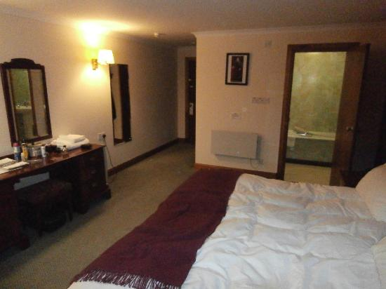Best Western The Crianlarich Hotel: Spacious Room