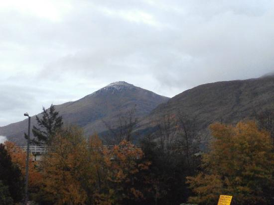 Best Western The Crianlarich Hotel: View from room