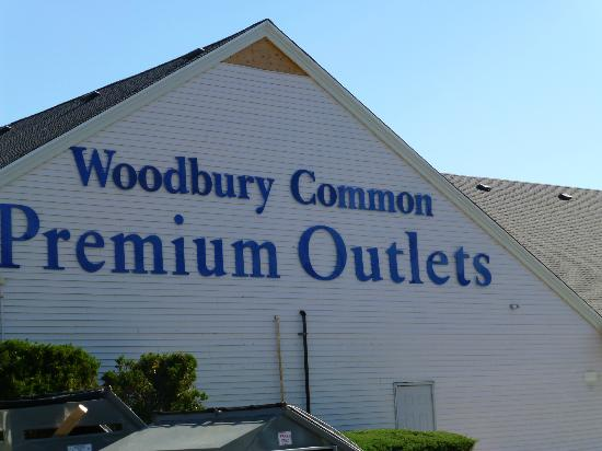Woodbury Common Premium Outlets: compras compras!!!