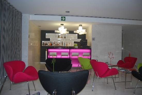 Eurostars Lex: Bar
