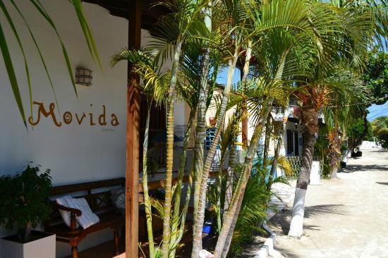 Posada Movida: Entrada de la Posada