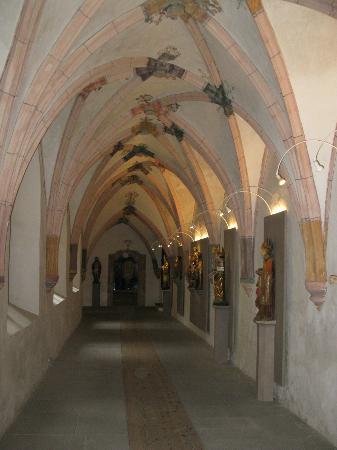 Rattenberg, Austria: Cloister