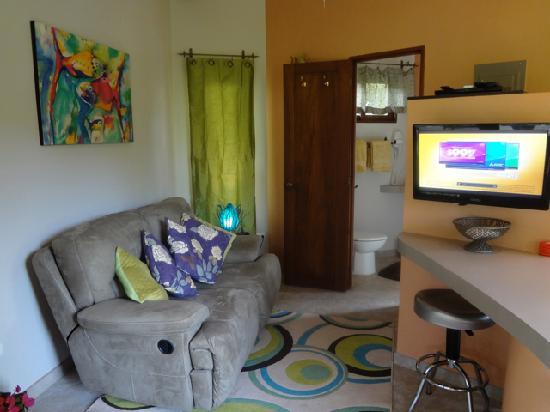 Manoas: Lounge - Villa Colibri