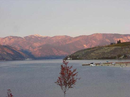 Campbell's Resort on Lake Chelan: View From Room
