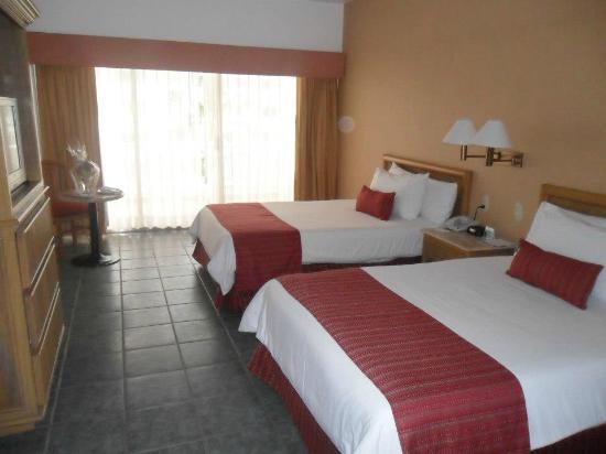 Marival Resort & Suites: Notre grande chambre