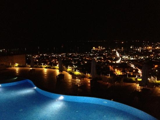 The Marmara, Bodrum: vista do restaurante do hotel