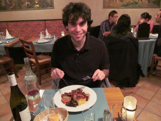 La Petite Marmitte: dinner
