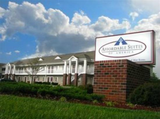 Affordable Suites Hickory