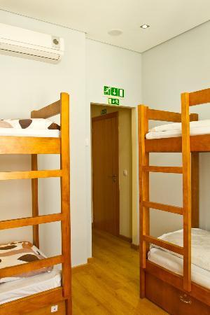 B.A. Hostel : Dorm