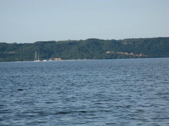 Occidental Papagayo - Adults only: Looking across the bay, on the beach.