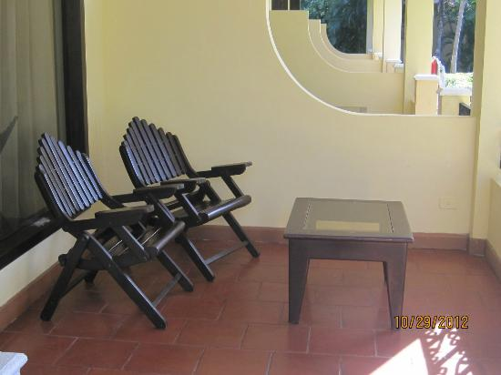Occidental Papagayo - Adults only: The Patio