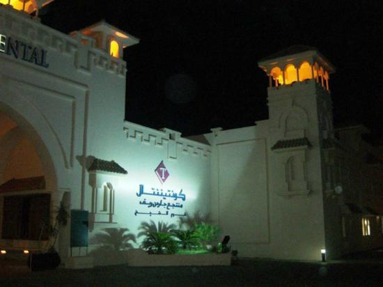 Continental Garden Reef Resort: Ingresso Hotel