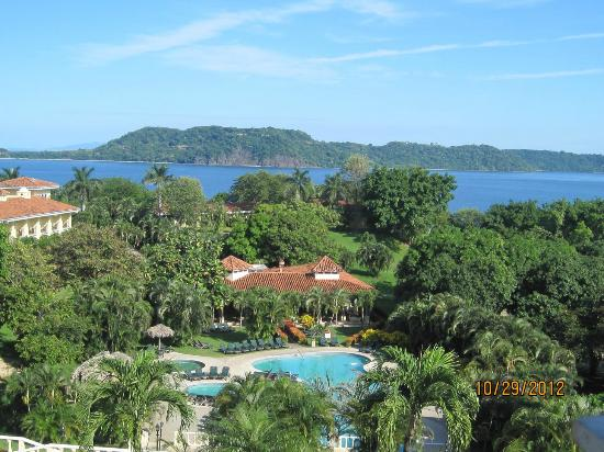 Occidental Papagayo - Adults only: Looking out from the Bar for GOLd (and above) Guests