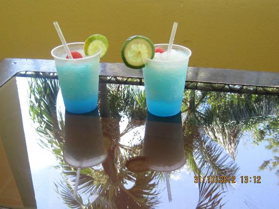 Occidental Papagayo - Adults only: The drinks are wonderful.