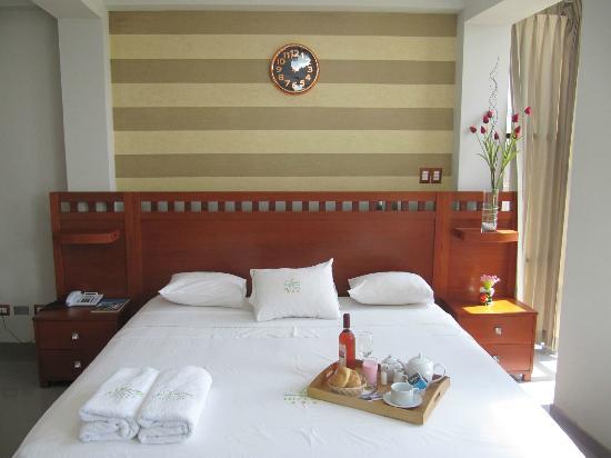 Aura Hotel : Constante limpieza