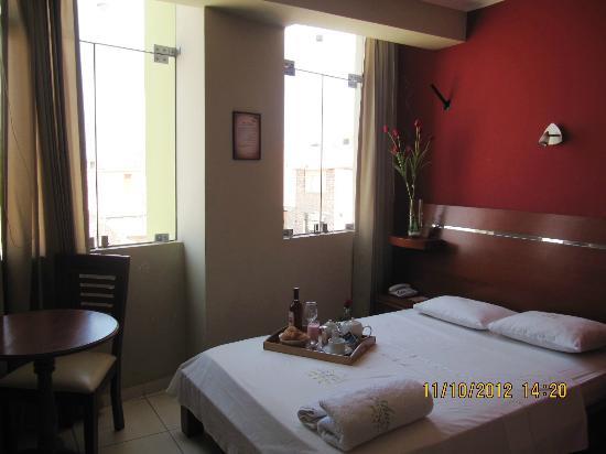 Aura Hotel : Tranquilidad