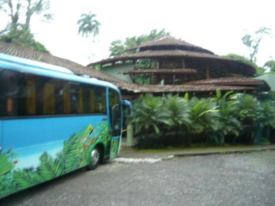 Pachira Lodge: Restaurante El Ceibo