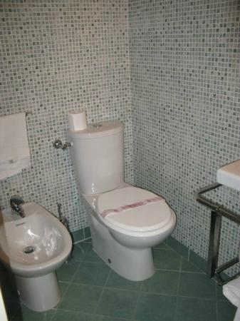 Hotel Porta San Mamolo: Bathroom