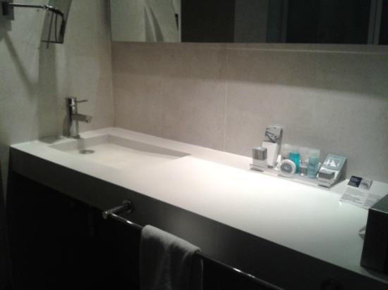 Eurostars Suites Reforma: espacioso el baño