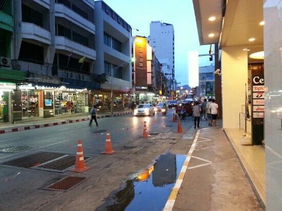 Centara Hotel Hat Yai: kawasan berhampiran centara hotel