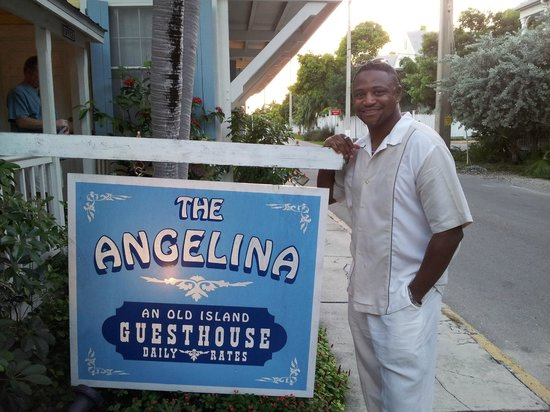 Angelina Guest House:                   Come on in to the Angelina House