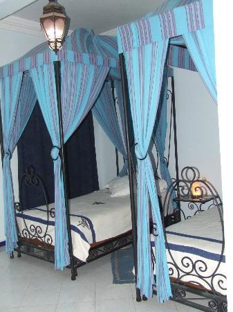 Kasbah Tizimi: Bedroom