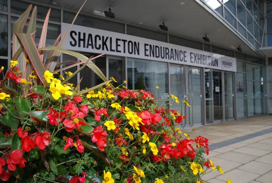 Shackleton Exhibition