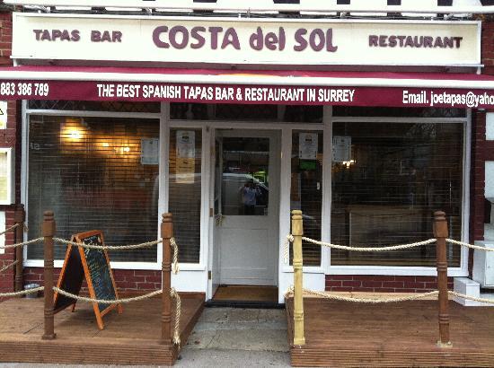 Spanish Restaurants Near My Location