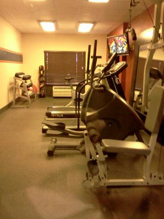 Hampton Inn Batesville: Fitness Center