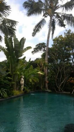 De Munut Balinese Resort: one of the two pools