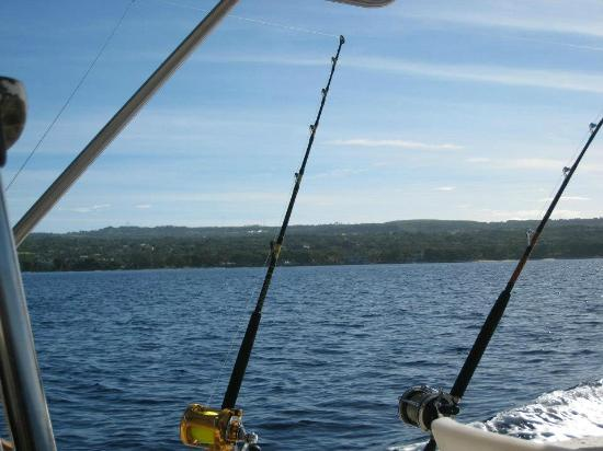 IOU Fishing Charters: Baited and ready to go