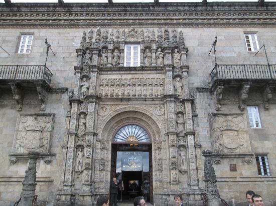 Hotel Avenida: hotel dei re Cattolici