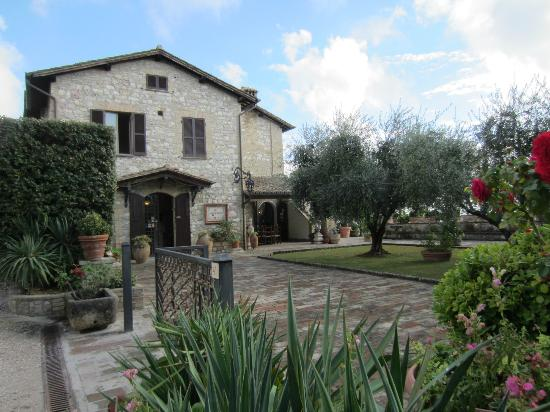 Country House Hotel Tre Esse: Main building