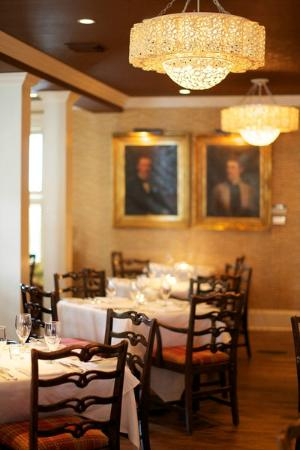Ebbitt Room: Sophisticated, yet casual vibe create the perfect setting for a new Cape May tradition.