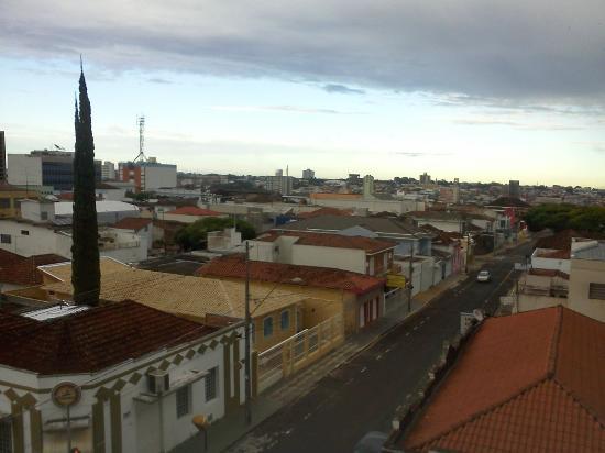 Tower Franca Hotel: vista do quarto do hotel